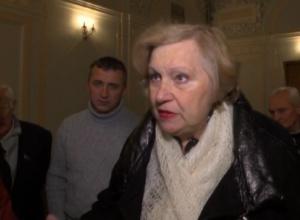 Комуністку Александровську відпустили з-під варти - фото