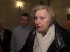 Комуністку Александровську відпустили з-під варти