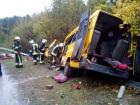 На Хмельниччині в аварії загинули 4 пасажири автобусу