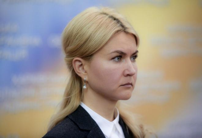 Порошенко представив нового голову Харківської ОДА Юлію Світличну - фото