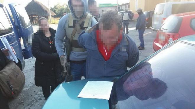 У Рівному затримано російського шпигуна - фото