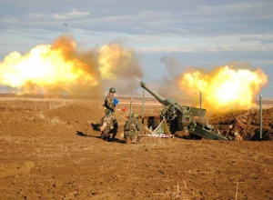 За неділю бойовики 61 раз відкривали вогонь по захисниках України - фото