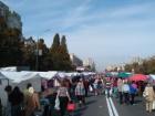 12-13 листопада (в суботу-неділю) в Києві відбудуться традиційні сільськогосподарські ярмарки