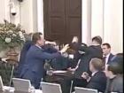 Бойко і Ляшко побилися під час погоджувальної ради ВР