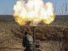 До вечора в АТО зафіксовано 25 обстрілів позицій ЗСУ