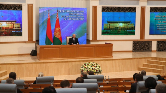 Лукашенко хоче допомогти з виборами на сході України - фото