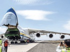 «Мрія» перевезла рекордний для Південної Америки вантаж
