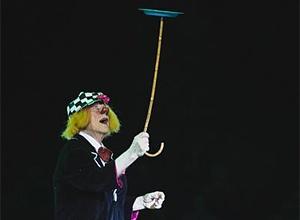 Помер відомий радянський клоун Олег Попов - фото