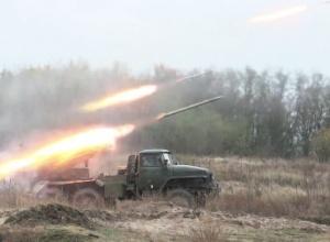 Позиції ЗСУ в Кримському бойовики накрили з БМ-21 «Град», важкокаліберних мінометів і артилерії - фото