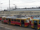 Стався вибух в трамвайному депо в Києві, загинула жінка