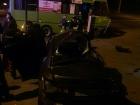 В Харкові легковик зіткнувся з маршруткою, троє загиблих