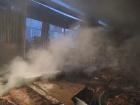 Сталася пожежа на заводі імені Лепсе