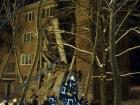 В Чернігові внаслідок вибуху обрушився житловий будинок, під завалами є люди