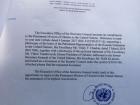 Луценко: Від ООН надійшли докази держзради Януковича