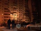 Поліція: вибух в багатоповерхівці в Сумах здійснив психічнохворий