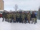 Блокувальники Донбасу обладнують ще один редут