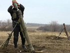 Бойовики обстріляли власні позиції в районі Пікузів, - штаб АТО