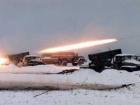 Бойовики з важкого озброєння обстріляли позиції українських військ біля Красногорівки та Авдіївки