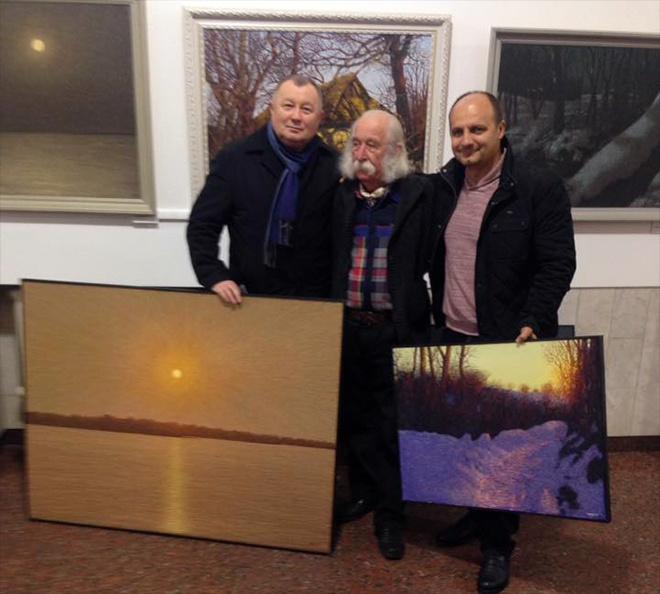 Марчуку повернули його картини - фото