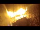 У Донецьку в районі Мотеля вибухнула саме вантажівка