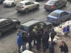 В центрі Києва напали на директора Українського інституту національної пам'яті