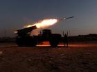 До вечора на Донбасі бойовики масово застосовували важке озброєння, в т.ч. БМ-21 «Град»