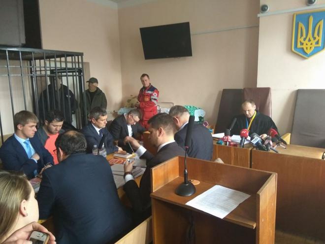 Клопотання адвокатів Насірова про відвід судді не задовольнили - фото