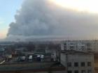 На Харківщині стався вибух на складі боєприпасів, евакуйовують населення