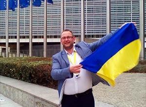 Під час відрядження в зону АТО помер журналіст Микола Шлапак - фото