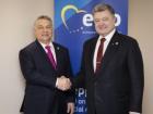 Порошенко звернув увагу Орбана на висловлювання угорських чиновників про автономію в Україні