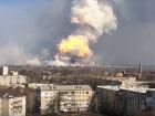 Унаслідок вибухів у Балаклії важко поранено жінку