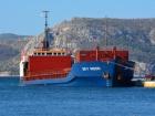 В Україні вперше конфіскували судно, що заходило до Криму