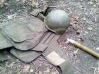 Вчергове на Донеччині знайдено докази присутності ЗС РФ