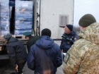 Вчергове російські вантажівки з невідомим змістом заїхали на окуповану частину Донбасу