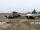Відбулися вогневі випробування бойових модулів «Шквал» та «Стілет»