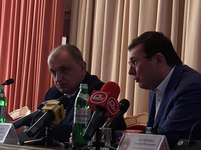 Представлено нового прокурора Рівненської області - фото