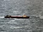 В Чорному морі потонув корабель з українцями на борту