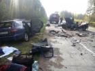 Внаслідок ДТП на Житомирщині загинуло 5 осіб