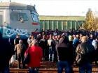 За перекриття залізничного руху у Баришівці відрили кримінальне провадження
