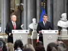 Макрон заявив про готовність посилити санкції проти Росії за Україну