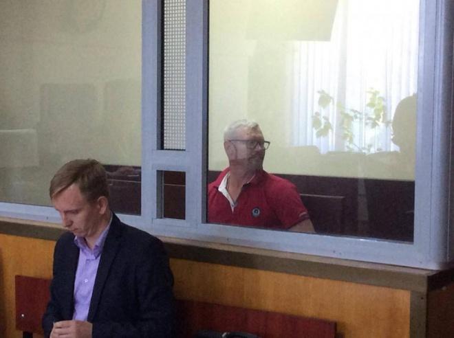 Суд відпустив з-під варти підозрюваного в організації вбивства Сергієнка. Доповнено - фото