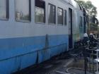 У Чернівцях задимився потяг, пасажири вистрибували з вікон