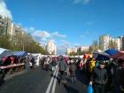 У вихідні, 27 та 28 травня, у Києві відбудуться традиційні ярмарки