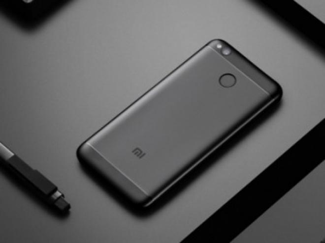 Xiaomi Redmi 4X відтепер доступний з 4/64 ГБ пам′яті - фото