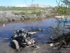 На Рівненщині копачі бурштину побили поліцейських