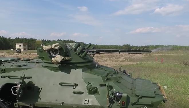 Нацгвардії передано чергову партію БТР-3ДА (відео) - фото