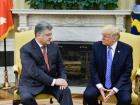 Порошенко після зустрічі з Трампом: США продовжать санкції проти Росії