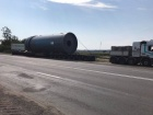 Рекордний штраф виписали перевізнику-руйнівнику доріг на Тернопільщині