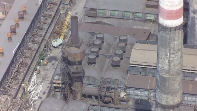 СБУ: Запорізький алюмінієвий комбінат знищено в інтересах РФ - фото