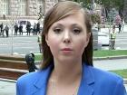 СБУ збирається видворити російську пропагандистку Анну Курбатову